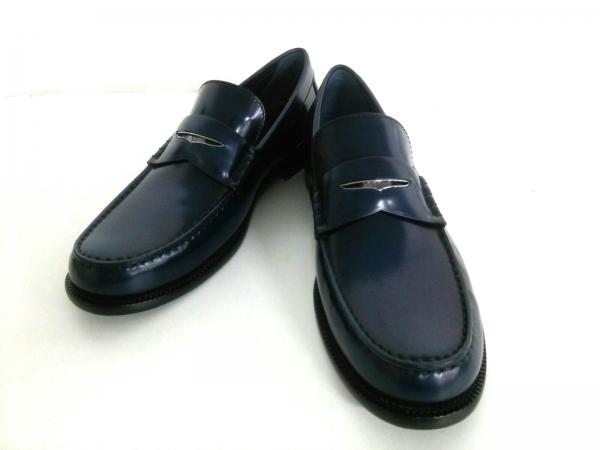 S Giày Louis Vuitton xanh đen size 8 1/2