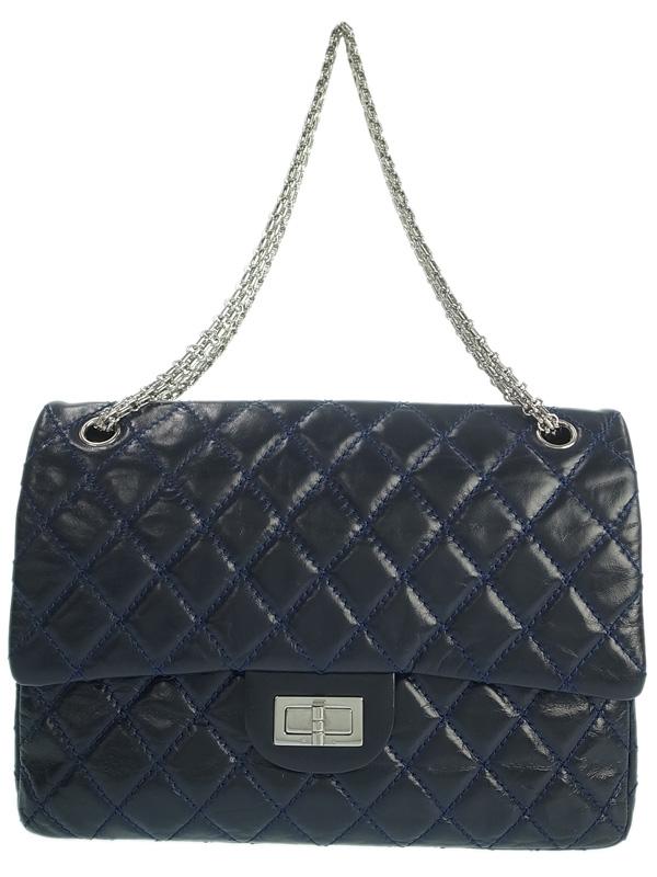 Túi xách Chanel màu xanh hải quân