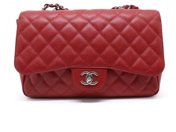 Túi xách Chanel classic màu đỏ đậm