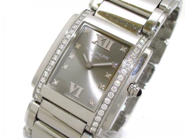 Đồng hồ Patek Philippe kim cương 0.45ct
