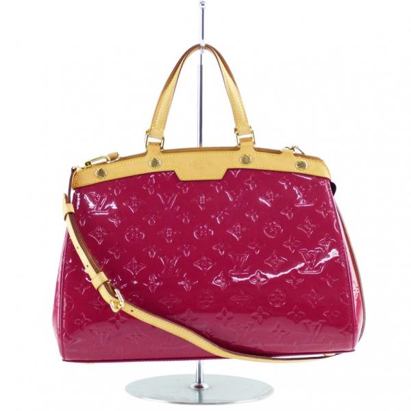 Túi xách Louis Vuitton brea MM màu hồng sen M91798