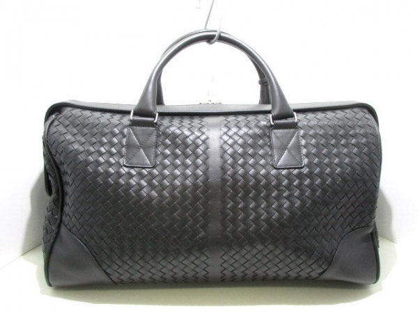 Túi du lịch Bottega veneta màu đen size 50