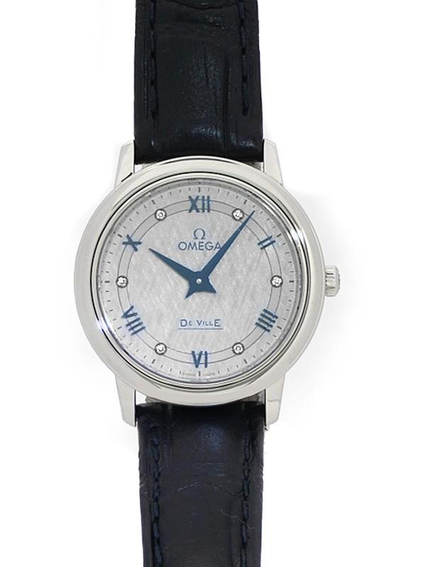 Đồng hồ omega nữ devil 6 viên kim cương