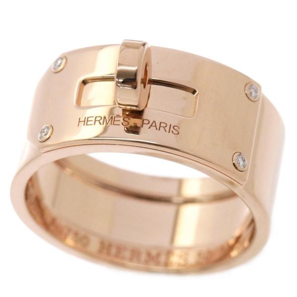 SA Nhẫn Hermes Kelly kim cương size 50
