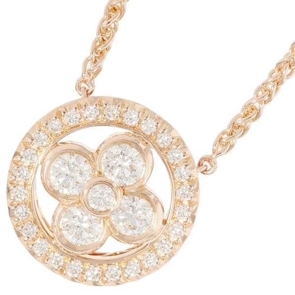 Vòng Cổ Louis Vuitton Pandantiff Blossom MM kim cương
