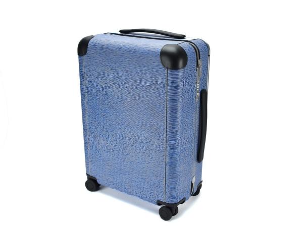 SA Vali du lịch Louis Vuitton Horizon 55 epi màu xanh
