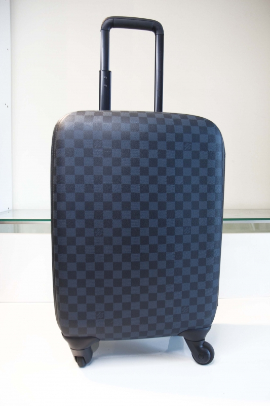VL32 Vali Louis Vuitton damier xanh size 52 bốn bánh