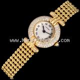 Hàng Hiệu Đồng hồ Cartier diamond ( đồng hồ nữ )