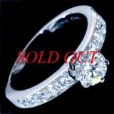 Nhẫn kim cương TIFFANY&Co 0.51carat