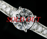 COLLECTION Nhẫn cartier size 49 0.63ct