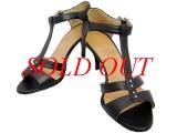 HRM1717 Hàng hiệu Sandal Hermes size 35 màu đen