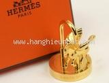 LIMITED 2007 NEW Hermes cadena / charm gold