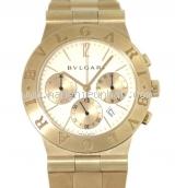 Đồng hồ BVLGARI đồng hồ nam K18YG