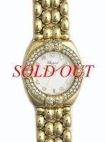 Đồng hồ Chopard Happy diamond đồng hồ nữ K18YG