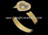 Nhẫn Chopard K18YG size 15