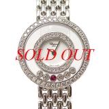 Đồng hồ hiệu CHOPARD happy diamond K18WG