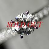 Nhẫn Cartier diamond 0.36t size 48