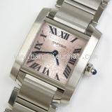 Đồng hồ Cartier tank francaise đồng hồ nữ