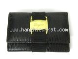 Móc chìa khóa salvatore ferragamo màu đen vara