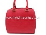 Túi Louis Vuitton epi pont neuf màu đỏ