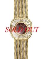 Đồng hồ Chopard happy diamond K18YG x diamond đồng hồ nam