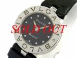 Đồng hồ Bvlgari BZ22S đồng hồ nữ màu đen