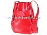 Túi Louis Vuitton epi sac màu đỏ
