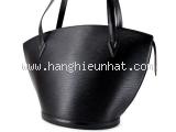 TÚi Louis Vuitton epi saint jacques màu đen