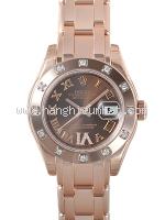 Đồng Hồ ROLEX DateJust Nữ 80315 PG18K Diamond