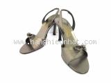 MS2191 Sandal Salvatore Ferragamo size 7 màu xám SUMMER SALE