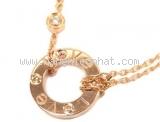 Vòng cổ Cartier diamond PG rubi