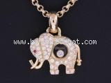 LIMITED Vòng cổ Chopard con voi