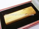 USED Bật lửa Cartier màu vàng