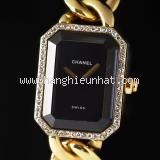 USED Đồng hồ CHanel viền kim cương