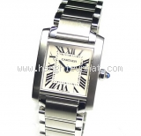 Đồng hồ Cartier nữ W51008Q3 Tank Francaise SS
