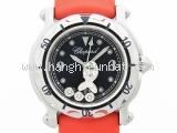 Đồng hồ CHopard happy fisher màu đỏ đồng hồ nữ