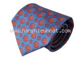 NEW Cà vạt CHanel màu xanh