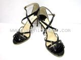 MS2763 S Sandal Jimmy Choo size 38 màu đen