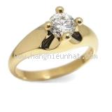 Nhẫn bvlgari kim cương size 9 0.502ct