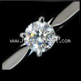 Nhẫn Cartier kim cương 0.28ct size 49
