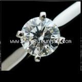 Nhẫn Cartier kim cương 0.44ct size 48