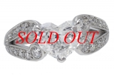 LIMITED Nhẫn Cartier kim cương 1.06ct size 49