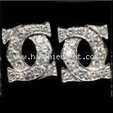 LIMITED Bông tai Cartier K18WG diamond