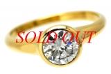 Nhẫn kim cương Bvlgari 0.707ct