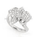 Nhẫn Cartier kim cương
