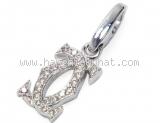 Mặt dây chuyền Cartier diamond WG