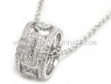 Vòng cổ Bvlgari kim cương