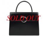 Túi Cartier xách tay màu đen