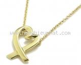 Vòng cổ Tiffany&Co trái tim YG