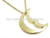Vòng cổ Tiffany&Co mặt trăng YG